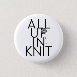 All Up In Knit Button
