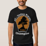 All Valley Karate Champion Dark Shirt