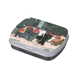 All Walks Of Life Candy Tin
