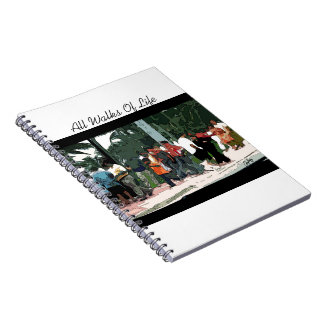 All Walks Of Life Notebook