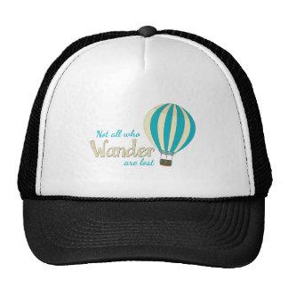 All Wander Trucker Hat