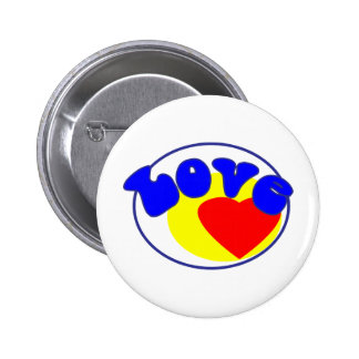 All We Need is Love Button