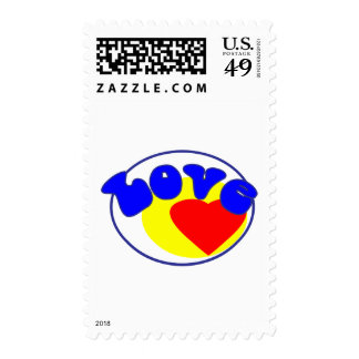 All We Need is Love Stamps