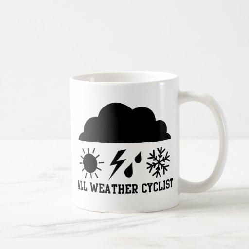 All Weather Cyclist Mug