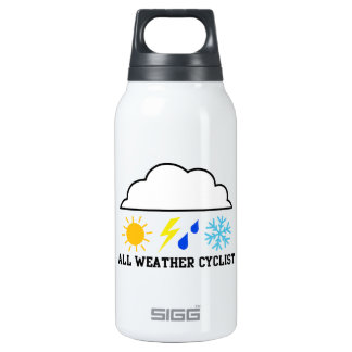 All Weather Cyclist Thermos Bottle