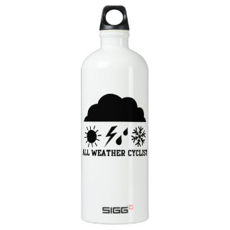 All Weather Cyclist Water Bottle