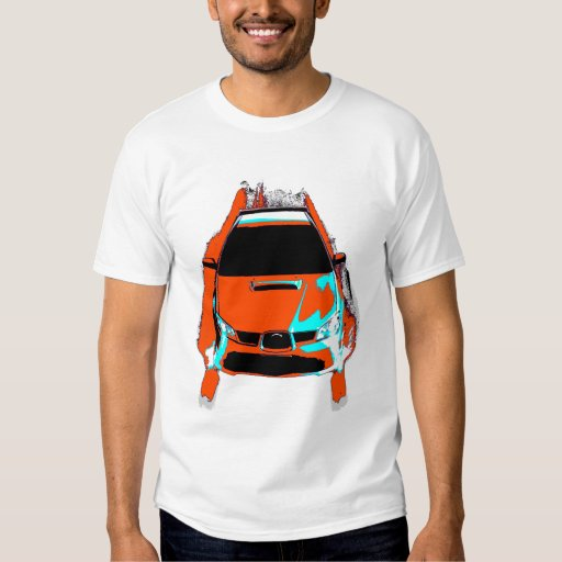 All Wheel Style T-Shirt