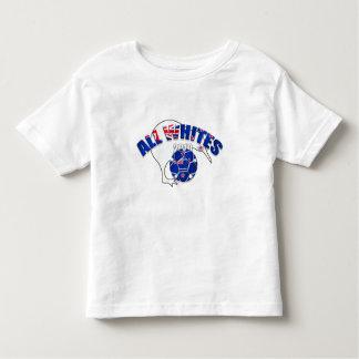 All Whites 2010 graphic artwork kiwi Toddler T-shirt