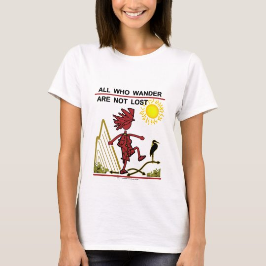 All Who Wander & Dream T-Shirt