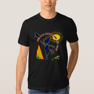 All Who Wander Whimsy T Shirt