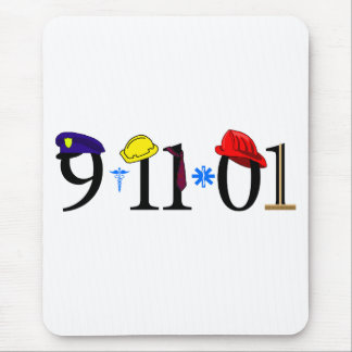 All who were lost 9-11-01 mouse pad