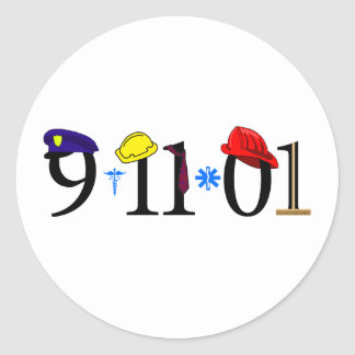 All who were lost 9-11-01 stickers