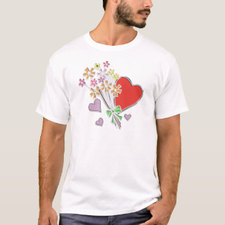 All With Love T-Shirt
