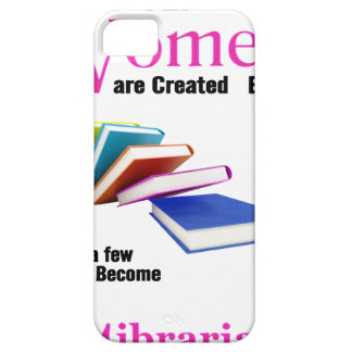 All Women Are Created Equal Then a Few Become Libr iPhone SE/5/5s Case