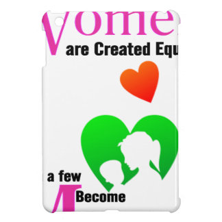 All Women Are Created Equal Then a Few Become Moth iPad Mini Cases