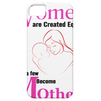 All Women Are Created Equal Then a Few Become Moth iPhone SE/5/5s Case