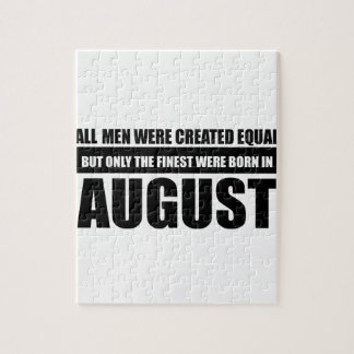 All women were created equal august designs jigsaw puzzle