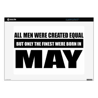 All women were created equal may designs laptop skins