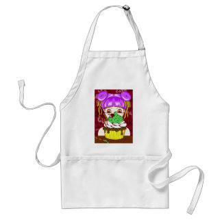 All Work And No Cake... Adult Apron