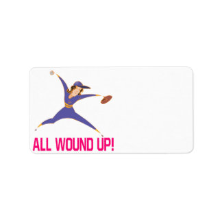 All Wound Up Label