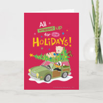 All Wrapped Up Holiday Card