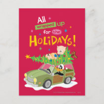 All Wrapped Up Postcard