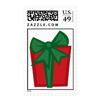 All Wrapped Up Stamp
