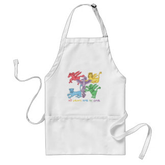 """""""All Years..."""" Apron (various styles)"""
