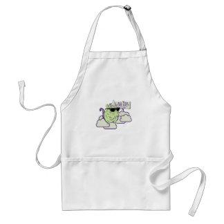 All you can eat raisin buffett chinchilla adult apron