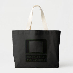 All You Can Read bag