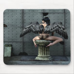 All You Get Gothic Art Mousepad