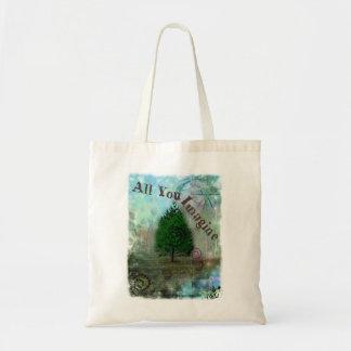 All You Imagine Budget Tote Bag