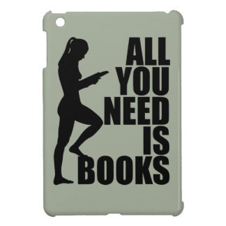All you need is books cover for the iPad mini