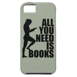 All you need is books iPhone SE/5/5s case