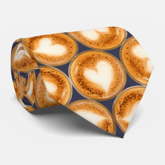 All you need is coffee! tie
