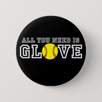 All you Need is Glove! Button