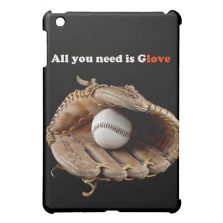 All  you need is Glove iPad Mini Cover
