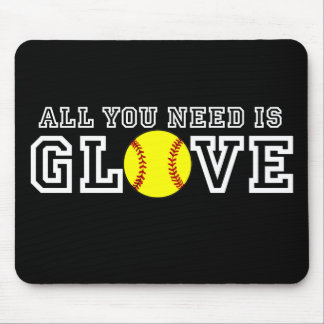 All you Need is Glove! Mouse Pad