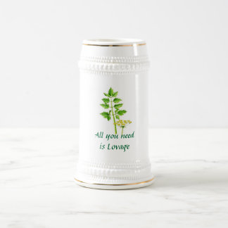 All you need is Lovage Mug