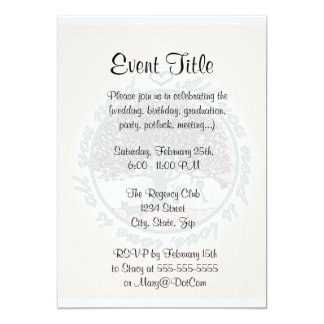 All You Need is Love 5x7 Paper Invitation Card