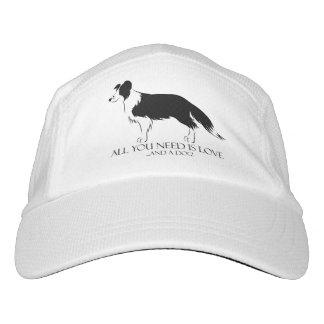 All You Need Is Love And A Dog! Hat