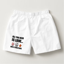All You Need Is Love And Livestock Boxers