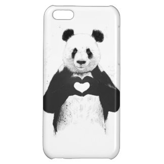 All you need is love cover for iPhone 5C
