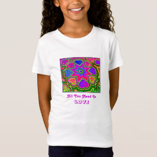 'All You Need Is Love' Kids' T-shirt