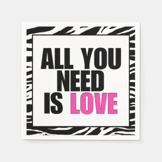 All you need is love Essay