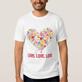 All you need is love shirts