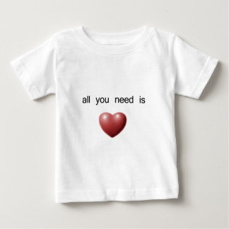 all you need is love tees