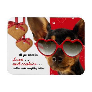 All you need is Love.Valentine's Day Gift Magnets