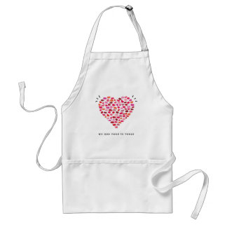 All you need is peegs adult apron