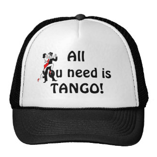 All you need is Tango ! Trucker Hat